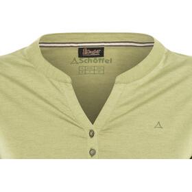 Schöffel Johannesburg Longsleeve Shirt Damen mosstone